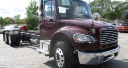 2014 Freightliner M-2 106 TADC Cab/Chassis (3886)